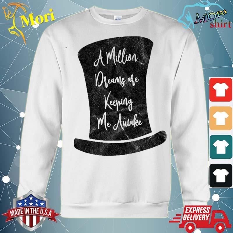 A million dreams kids showman party s hoodie