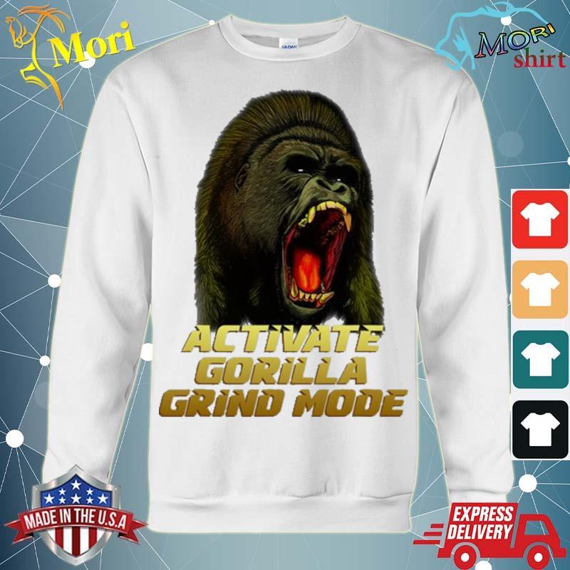 Activate gorilla grind mode herculean max s hoodie