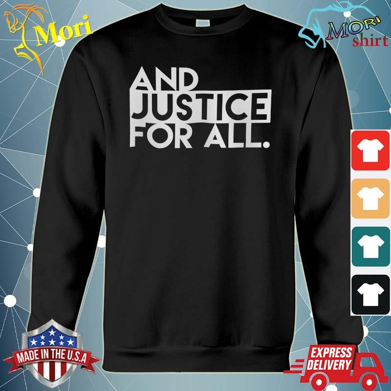 America Justice for All s hoodie