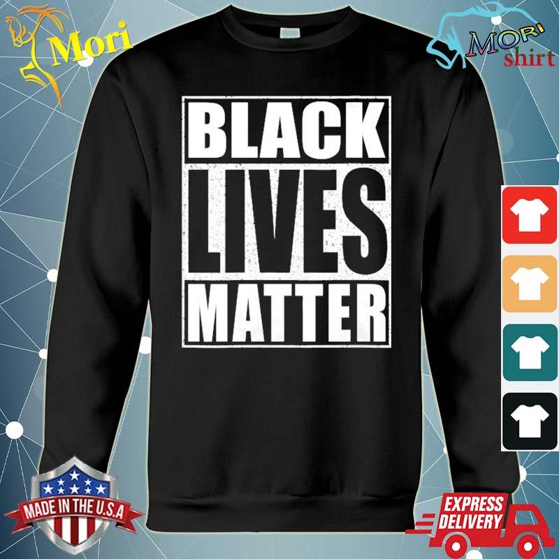 Black lives matter human rights s hoodie