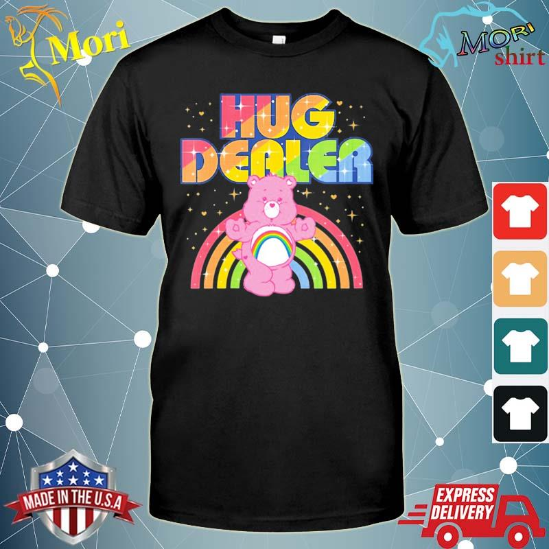 Care bears hug dealer shirt