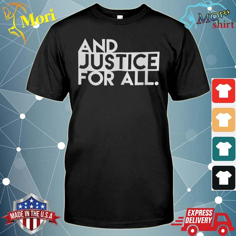 Justice for All shirt