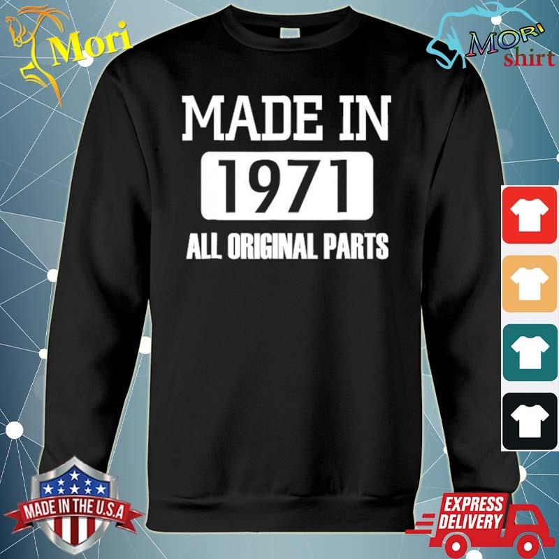 Made in 1971 ver2 s hoodie