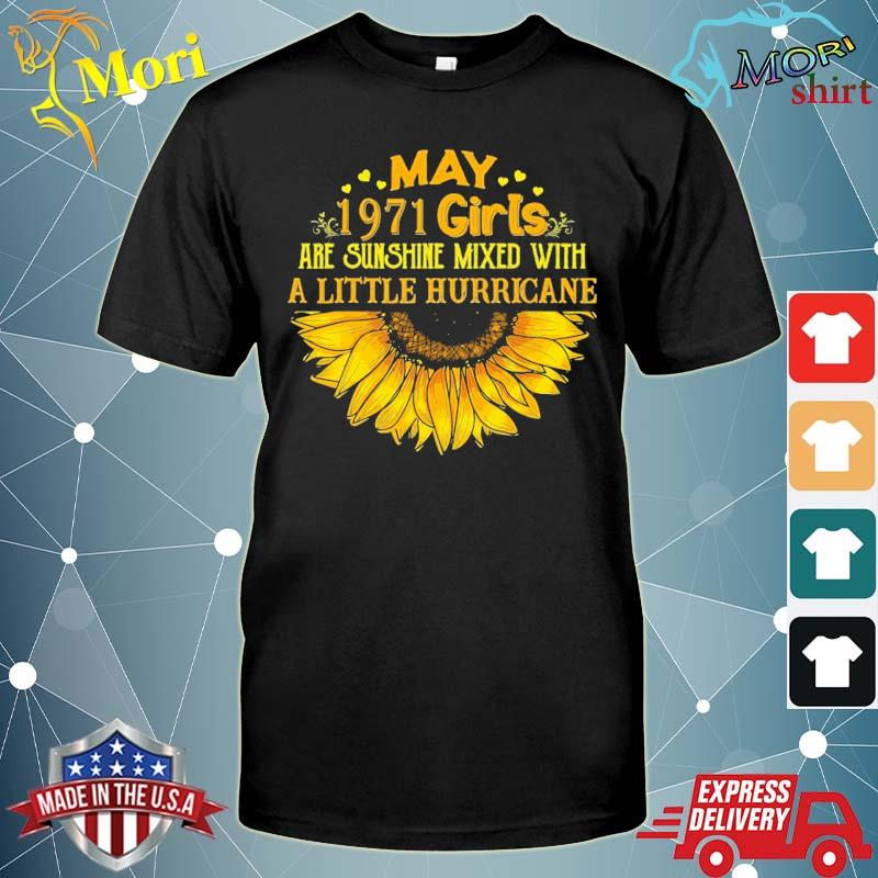 May girl 1971 50th birthday gift aniversary gift