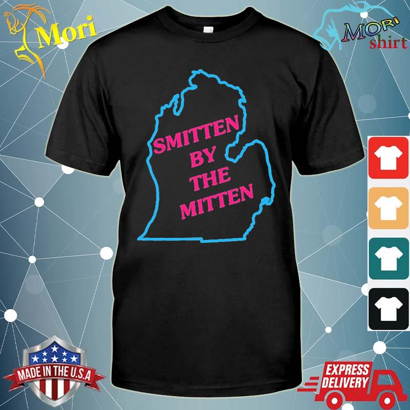 Michigan mitten shirt