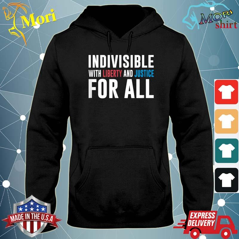 Official America Indivisible With Liberty and Justice For All s sweater