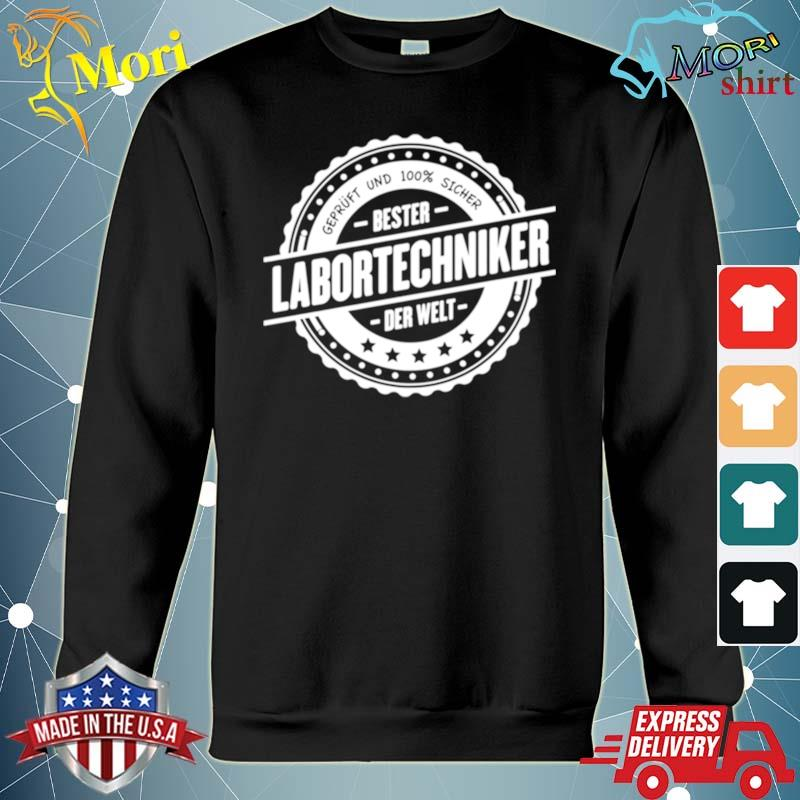 Top Laboratory Technician I Job Shirt hoodie