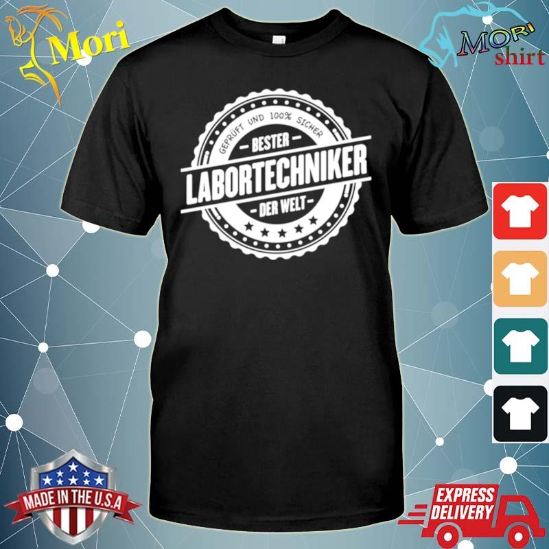 Top Laboratory Technician I Job Shirt