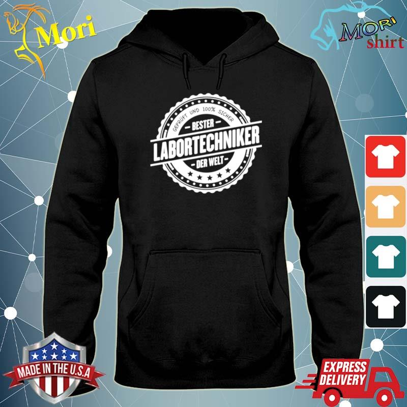 Top Laboratory Technician I Job Shirt sweater