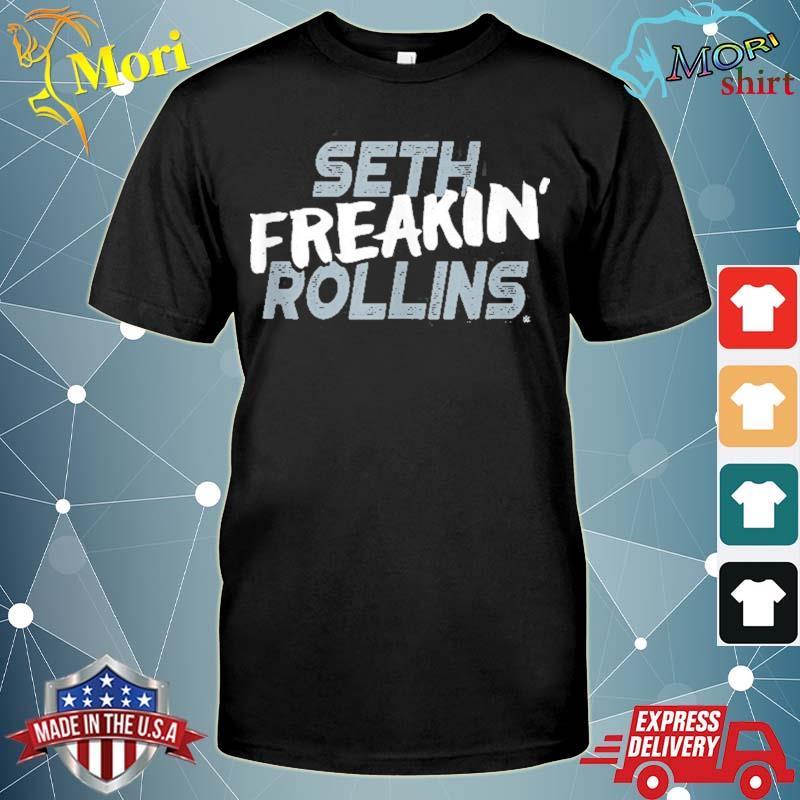Wwe seth rollins seth freakin rollins shirt