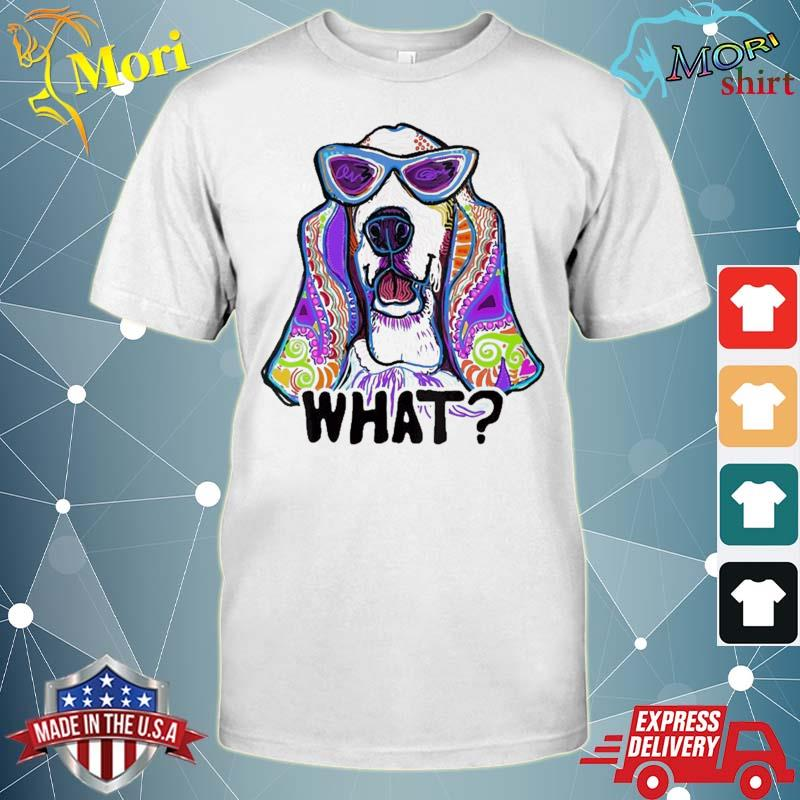Basset Hound Design For Women With Basset Hounds, Gift, Dog Shirt