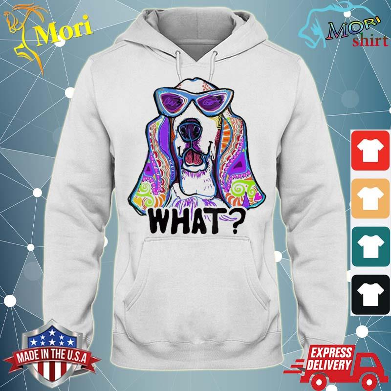 Basset Hound Design For Women With Basset Hounds, Gift, Dog Shirt sweater