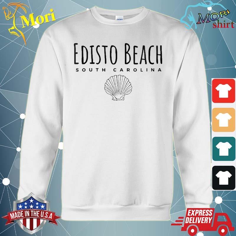 Edisto Beach Tee, S.Carolina Ocean Shell Shirt hoodie