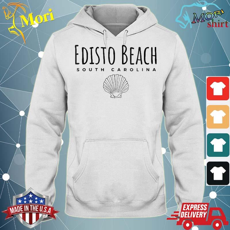 Edisto Beach Tee, S.Carolina Ocean Shell Shirt sweater