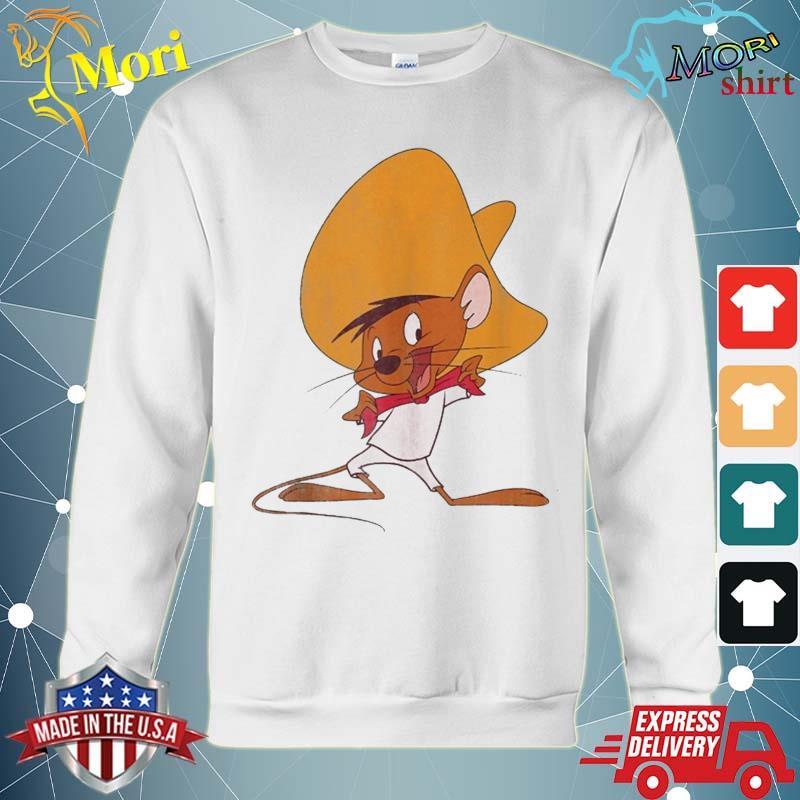 Looney Tunes Speedy Gonzales Red Hue Portrait Shirt hoodie