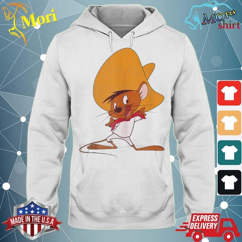 Looney Tunes Speedy Gonzales Red Hue Portrait Shirt sweater