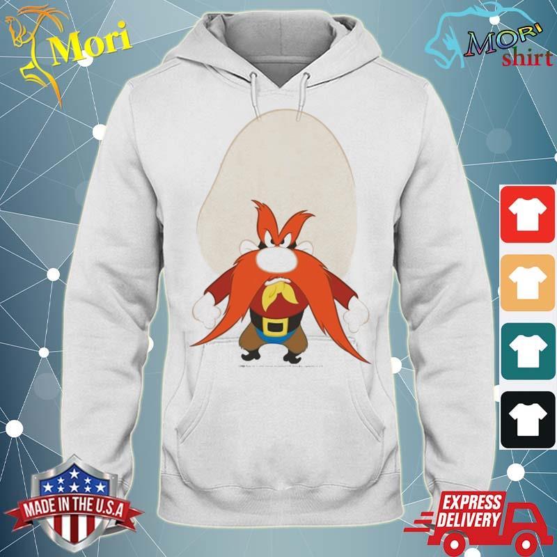 Looney Tunes Yosemite Sam Angry Portrait Shirt sweater