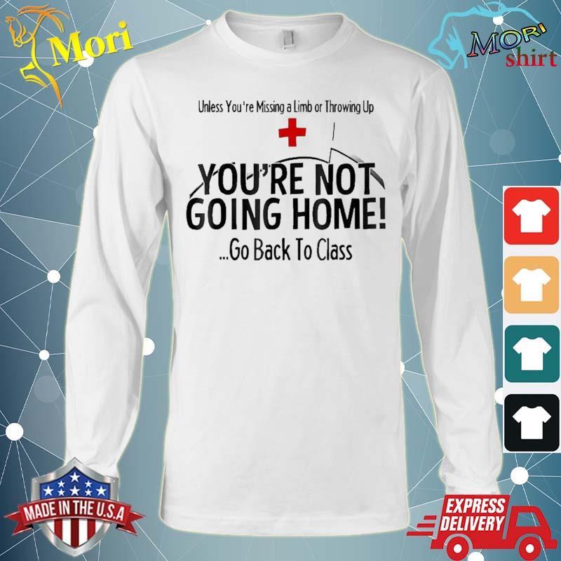 School Nurse Medical Nursing Appreciation Gift Shirt Long Sleeve