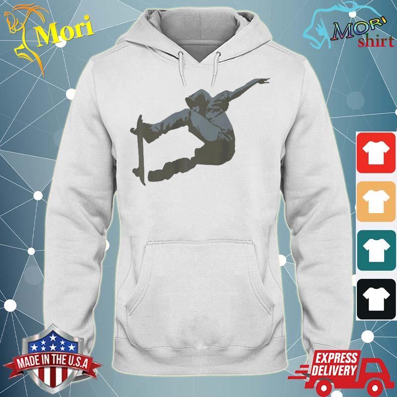 Skateboard Skate Outdoor Activity Shirt sweater