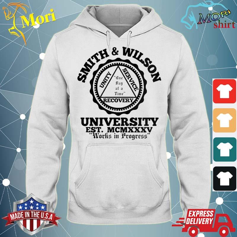 Smith And Wilson University One Day At A Time Shirt sweater