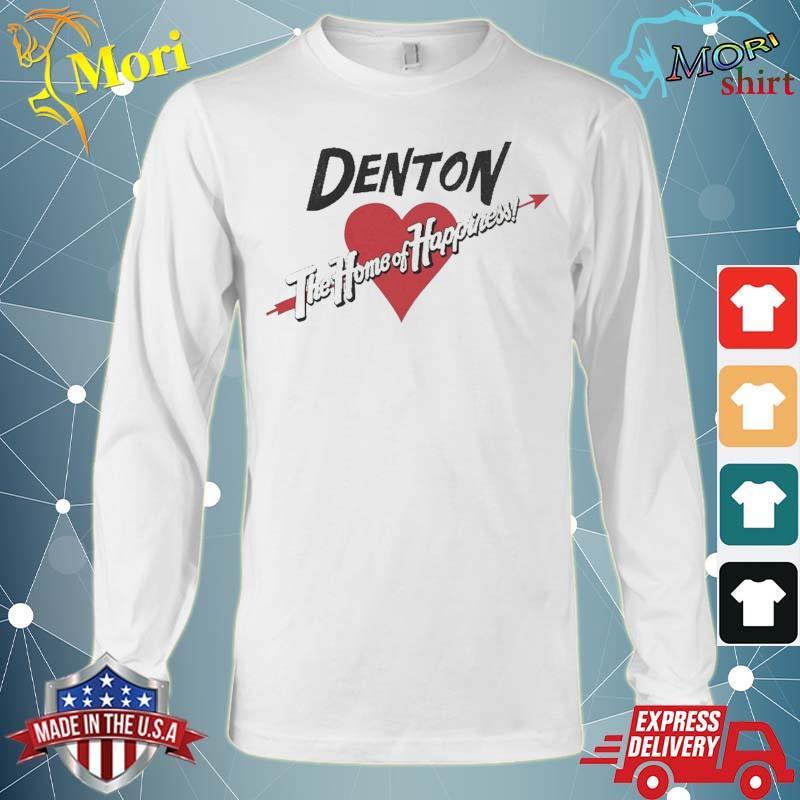 The Rocky Horror Picture Show Denton Arrow Through Heart Shirt Long Sleeve