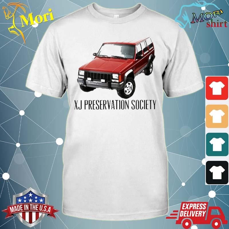 Xj Preservation Society Shirt