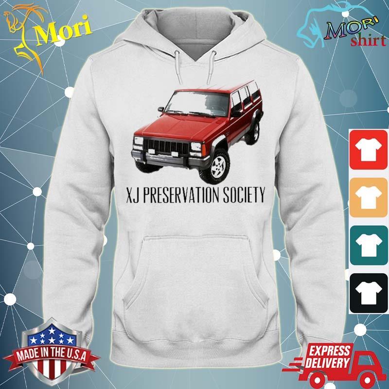Xj Preservation Society Shirt sweater