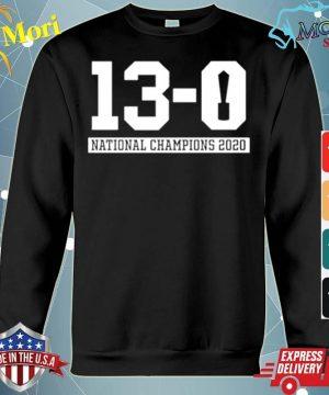 13 0 Alabama National Champions 2021 s hoodie