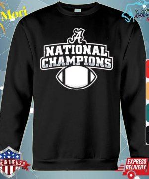 Alabama football diy national champion s hoodie