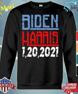 Biden Harris 1 20 2021 s hoodie
