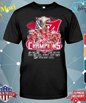 Cfp National Champions 2021 Alabama Team