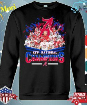 Cfp National Champions Alabama Crimson Tide Football s hoodie