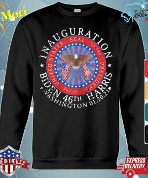 Inauguration Biden 46th Harris Washington 01 20 2021 s hoodie