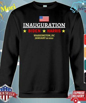 Inauguration Biden Harris Washington Dc january 20 2021 American flag s hoodie