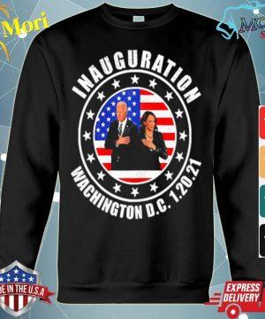Joe biden 46th inauguration day 1 20 2021 kamala harris vp s hoodie