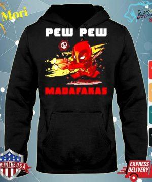 Official Deadpood pew pew madafakas s sweater